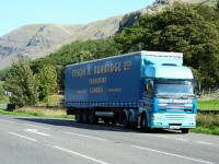 Long Distance Transport en route through the heart of the Lake District National Park