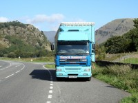 General Haulage Services - we provide collection, transportation and delivery